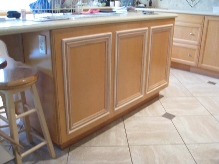 How To Add Molding Flat Kitchen Cabinet Doors Stkittsvilla