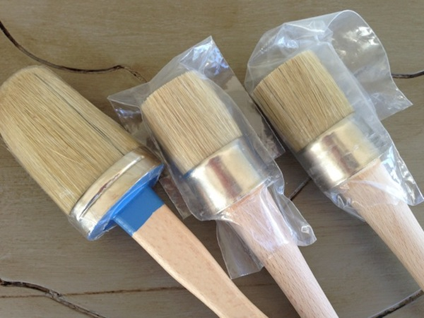 Annie Sloan paint brushes