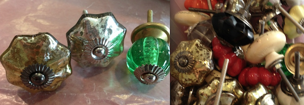Restoration Hardware style knobs