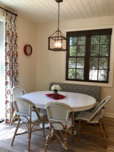 country interior design to fit with New Canaan environment