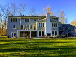 country charm of New Canaan