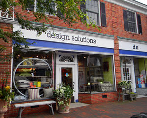 Design Solutions Storefront in New Canaan
