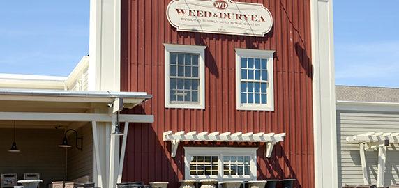 Weed & Duryea Storefront