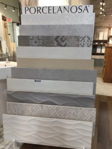 Tiles from Stamford tile store