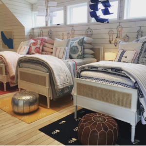 Beds at Serena and Lilly in Westport CT