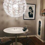 sparkling interior design treatment